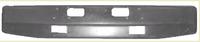 Ford LT LN Chrome Bumper With Fog Light Holes '70 - '77