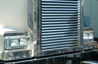 Western Star 4900 Stainless Fender Guards