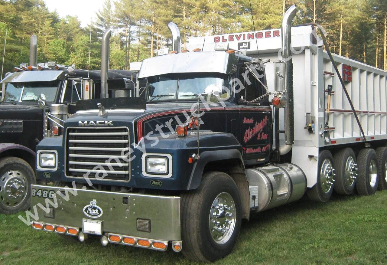 mack r model series drop visor raney 39 s truck parts. Black Bedroom Furniture Sets. Home Design Ideas