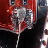 Chrome Brass Knuckle Air Valve Knobs Photograph