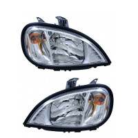 Freightliner Columbia 2004 and Newer Headlight Set - Driver and Passenger Side