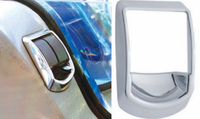 Kenworth 2006+ Chrome Window Switch Cover