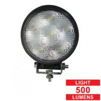 High Power Economy LED Round Work Light