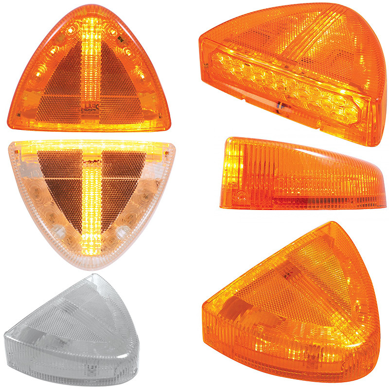 Peterbilt Low Profile Turn Signal Light