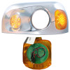 Freightliner Turn Signal Light 19 LED & Wires