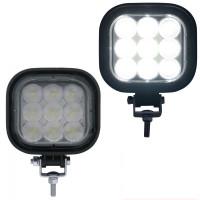 High Power Rectangular LED Flood Work Light
