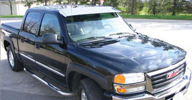 Ford F250 F450 F750 Pick Up Truck Sun Visor Raney S