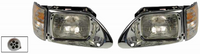 International 9200 9400 Headlights 3502929C94 3052928C94