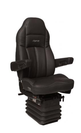 Legacy Gold Black Heat & Massage Seat