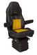 Legacy Gold Black Heat & Massage Seat Heated Area