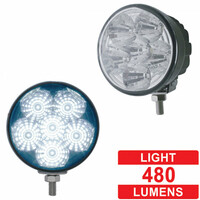 High Power LED Round Spot Work Light