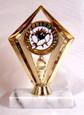 "Bowling Trophy - Hologram - Mylar - 6""  Free Engraving"