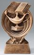 Saturn Resin Series Lamp of Knowledge - Free Engraving