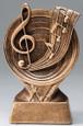 Saturn Resin Series Music - Free Engraving
