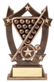 Sport Stars Resins Billiards - Free Engraving