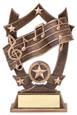 Sport Stars Resins Music - Free Engraving