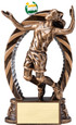 Running Star Series Volleyball Female - Free Engraving