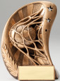 Curve Series Soccer - Free Engraving