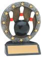 "All Star Resin Series Bowling - 4.5"" Free Engraving"