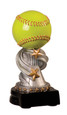 Encore REN Series Medium 7'' Softball - Free Engraving