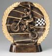 Sunburst Resin Series Motorcross - Free Engraving