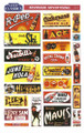 City Classics HO Scale Beverage Signs #503