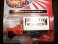 Classic Metal Works - HO Scale 1960 Ford Box Truck Preston Truck Line 30453