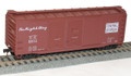 Accurail HO Scale 40ft AAR Double Door Box Car Central of Georgia