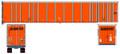 Bowser HO Scale 53 ft  RoadRailer RTR Schneider 142282