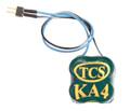TCS DCC Decoder KA4-C Keep Alive #1667