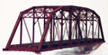 Central Valley HO Scale 200 ft Double Track Bridge Kit #1900