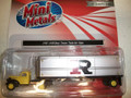 Classic Metal Works - HO Scale 1941-46 Chevy Tractor Trailer Set #31167 Ryder