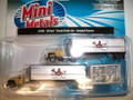 Classic Metal Works N Scale '54 Ford Trailer Set Campbell Express 2 pack #51165