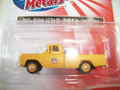 Classic Metal Works - HO Scale '60 Ford 1/2 ton Pick-up Truck PRR w/Hy-Line Wheels #30421