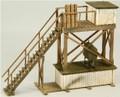 GC Laser HO Scale Caboose Service #1  19041