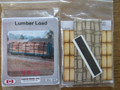 Osborn Model Kits N Scale Lumber Load RRA-3070