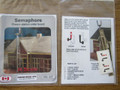 Osborn Model Kits N Scale Semaphore Classic Station Order Board  RRA-3057