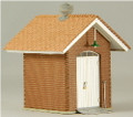 GC Laser HO-SCALE Oil Shed #19064