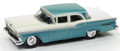 Classic Metal Works - HO Scale 1959 Ford Fairlane Saphire Metallic #30492