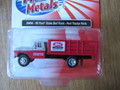 Classic Metal Works - HO Scale '60 Ford Stake Bed Truck Ford Tractor Parts  #30494
