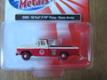 Classic Metal Works - HO Scale '60 Ford F-100 Pickup Truck Texaco Services  #30500
