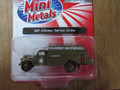 Classic Metal Works - HO Scale 41/46 Chevy Tank Truck U.S.Army #30467