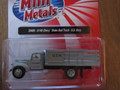 Classic Metal Works - HO Scale '41/46 Chevy Stake Bed Truck U.S.Navy #30466