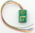 TCS DCC Decoder  KAM4 LED with Keep Alive   #1479