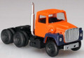 Atlas HO Scale Ford LNT 9000 Tractor Orange / Blue