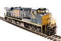 BLI HO ES44AC Paragon 3 with sound and smoke! CSX YN3 #853