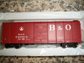 Fox Valley Models HO Scale M53 Wagon Top Box Car Late Billboard Youngstown Door - Road No. 380008
