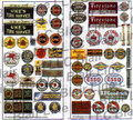 Blair Line N Scale  Oil and Automotive Signs      #041