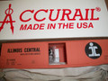 Accurail HO Scale 50ft Welded Plug Door Box Car Illinois Central IC 11594