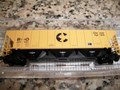 Micro-Trains Line MTL N Scale PS-2 3-Bay Covered Hopper Chessie B&O 602903